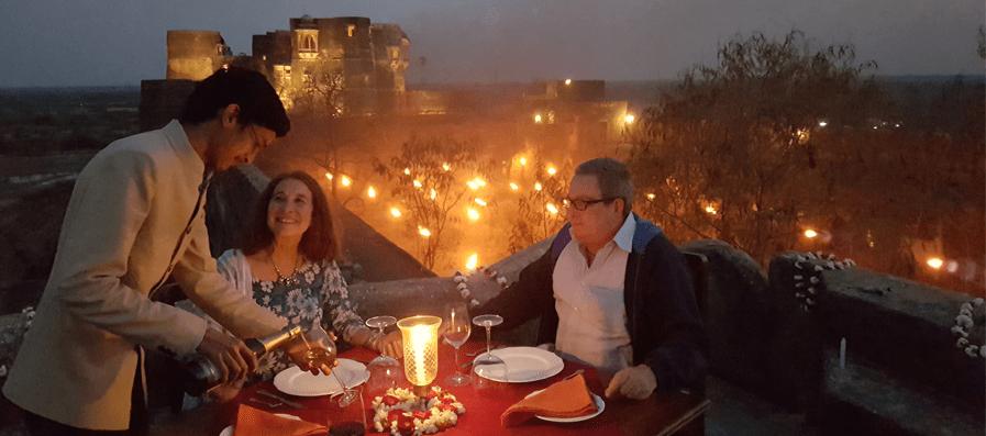Dhikola Dining Experience